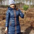У Новоград-Волинському районі за день висадили 8000 соснових дерев