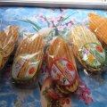 У Житомирі на Житньому ринку продаються закарпатські ласощі – соленики