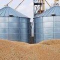 У Попільнянському районі розпочали будівництво елеватора для зберігання 60 тонн зернових