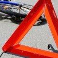 У Ружинському районі велосипедист зіткнувся зі скутером