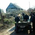 В Житомирському районі 9-річний хлопчик загинув, впавши з воза.