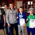 Житомиряни виграли золото та три срібла на чемпіонаті України з боксу серед школярів