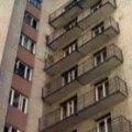 З балкону п'ятого поверху в Житомирі випав студент