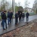 У міськраді анонсували завершення капремонту асфальту у дворах на Польовій