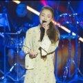"""Житомирянка Анна Кукса пройшла у наступний прямий ефір """"Голосу країни"""". ВІДЕО"""