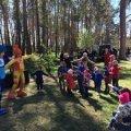 У Житомирі відкрили сезон атракціонів в Гідропарку та парку ім. Ю. Гагаріна