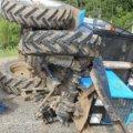 У Ружинському районі загинула пасажирка трактора, яким керував її п'яний чоловік