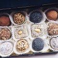 У Житомирі популяризують моду на здоров'я - смачні натуральні цукерки без цукру