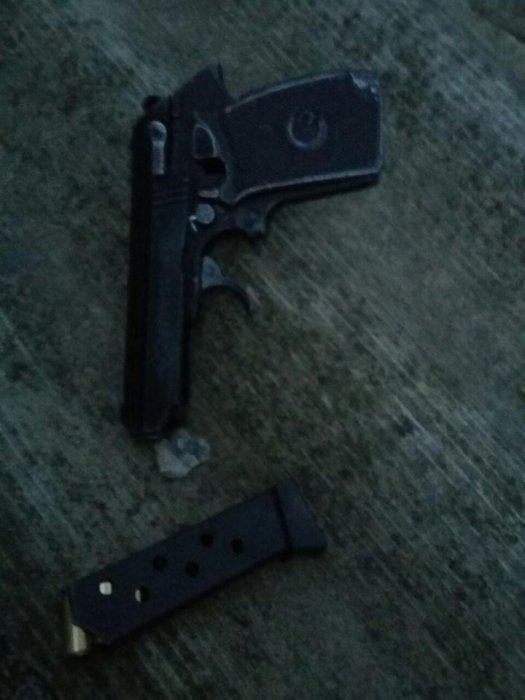 Поліція затримала в Житомирі наркоторговця, який збирався пістолетом поквитатися зі своїм боржником