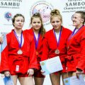 Лідія Ващенко із Житомира перемогла на молодіжному чемпіонаті Європи з боротьби самбо