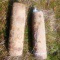 У Коростенському районі грибник натрапив серед лісу на артснаряд