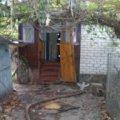 У райцентрі Житомирської області у власному будинку ледь не згорів чоловік з обмеженими можливостями