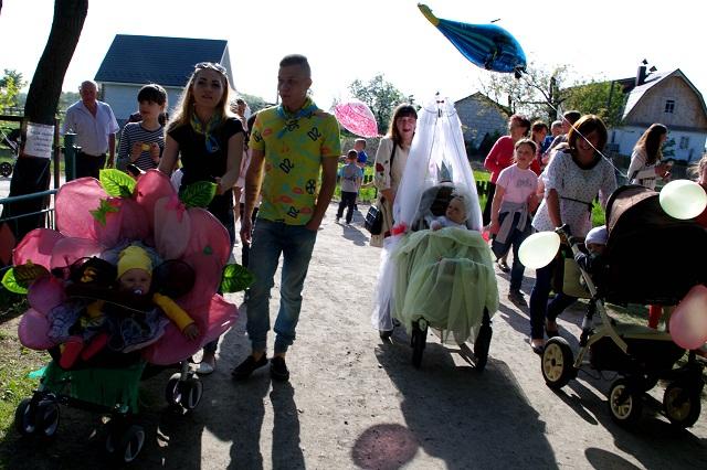 Березина, що неподалік Житомира, відсвяткувала День села. ФОТОРЕПОРТАЖ