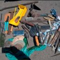 Житомирянин на ринку впізнав інструменти, які у нього вкрали