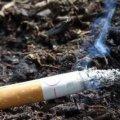 У Попільні цигарка стала причиною пожежі