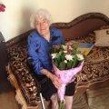 Житомирянка Олена Москальова відзначила 102-ий день народження