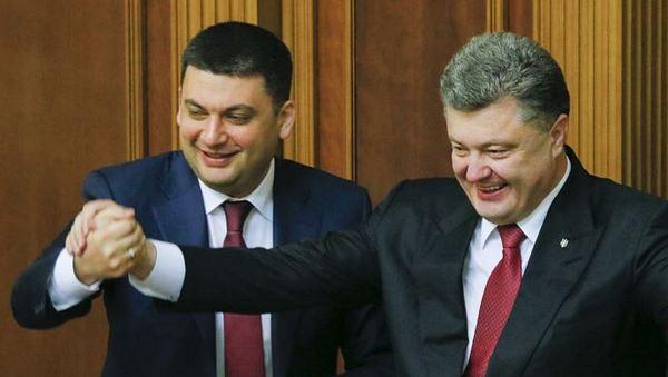 Пиарщики Порошенко опять считают всю страну идиотами