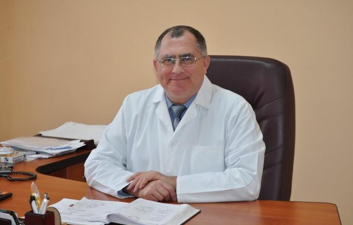 Вітаємо з Днем народження головного лікаря центральної міської лікарні №2 Віктора Павлусенка!