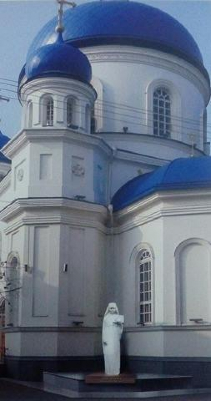 У Житомирі біля Свято-Михайлівського собору відкриють пам'ятник Івану Огієнку