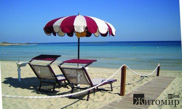 Житомирська туристична фірма ПП Курачицька запрошує відпочити на березі Чорного моря