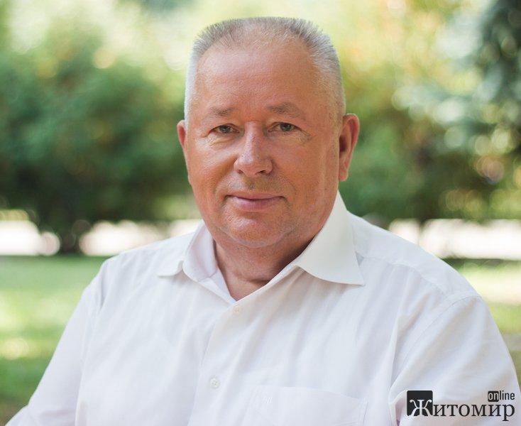 Привітання Миколи Рудченка з Днем Конституції України