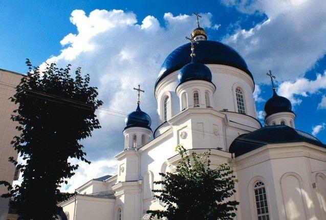 Завтра рейдери планують відібрати у житомирян Михайлівський собор