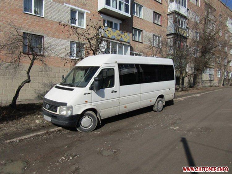 Бердичівлянину, в мікроавтобусі якого знайшли примотану до коробки передач гранату, оголосили про підозру
