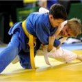Школярі з Коростеня вибороли 2 «золота» та 2 «срібла» на Всеукраїнському турнірі з дзюдо