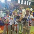 Житомирські спортсмени вибороли 6 призових місць на Всеукраїнському турнірі із дзюдо