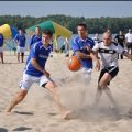 У Житомирі приймають заявки на чемпіонат області з пляжного футболу