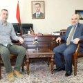 Временный поверенный в делах Сирии в Украине Хасан Хаддур: «Химического оружия в Сирии нет»
