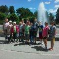 Діти учасників АТО з Житомирської області відвідали столичний Ботсад