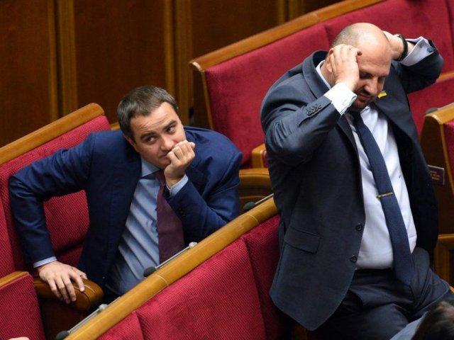 Усі подробиці бурштинового детективу Борислава Розенблата