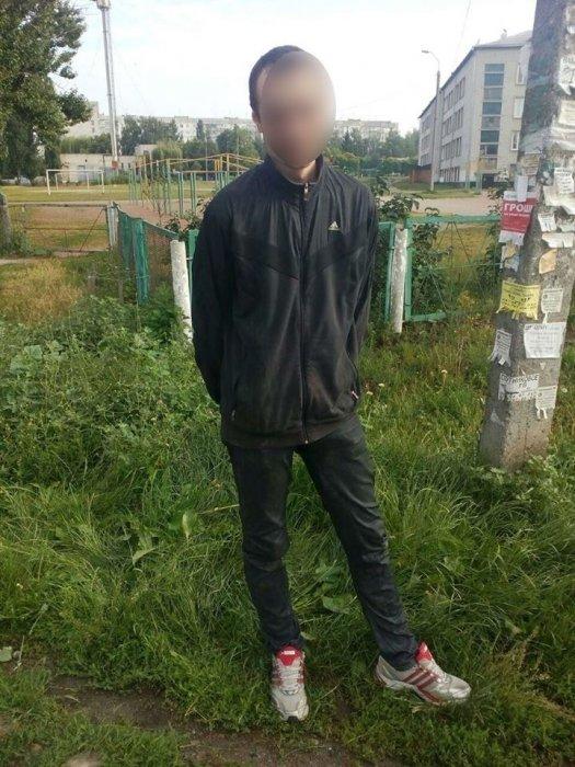 У Житомирі затримали чоловіка, який розгулював по місту з пістолетом