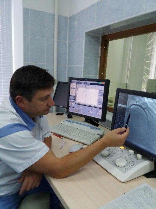 Через місяць у Житомирській обласній лікарні відкриють реперфузійний центр, який дозволить втричі зм ...