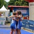 Житомирянка Анна Абдулова - бронзова призерка Кубку Азії з триатлону