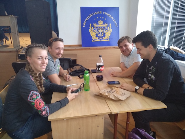 Житомирська Ліга інтелектуальних ігор проведе фестиваль, присвячений Дню незалежності України. ФОТО
