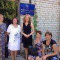 Олена Орлова: «1 вересня учні Корчацької школи повернуться за парти у свій навчальний заклад»
