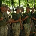 У ЖВІ ім. С.Корольова розпочалась первинна військово-професійна підготовка курсантів