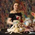 У Житомирі триватимуть одразу дві виставки художниці Ольги Дідківської