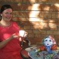 Житомирська майстриня Ольга Дідківська створила ляльку «Королівна», яка здійснює бажання