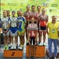 Спортсменки з Житомирщини вибороли нагороди на Чемпіонаті України з велоспорту