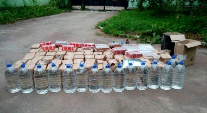 У Житомирській області викрили черговий канал збуту алкоголю-фальсифікату