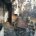 Під час пожежі у власній оселі в Коростені загинула пенсіонерка