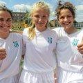 Дівчата-футболістки із Житомира зіграють у першості України