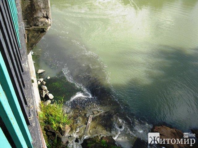 Из-за чего концентрация аммиака в воде на выходе из водохранилища «Дениши» в 4,5 раза превышает максимально допустимую норму? ФОТО