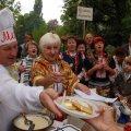 Мер Коростеня на Фестивалі дерунів проведе кулінарний майстер-клас