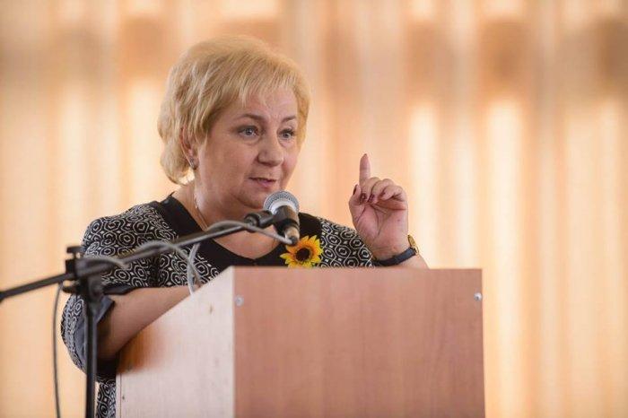 Чи візьме реванш на Житомирщині Ірина Синявська?