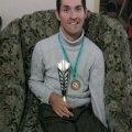 Олександр Гонгальський із Житомира став чемпіоном світу із шашок