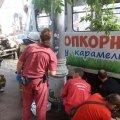 В центре Одессы женщина попала под трамвай  - ей отрезало ногу